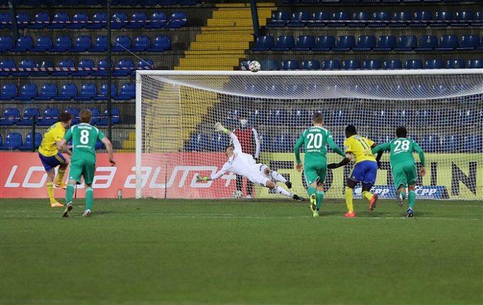 FC Fastav Zlín – Bohemians Praha 1905 0:0