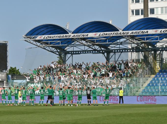 FC Hradec Králové – Bohemians Praha 1905 1:1