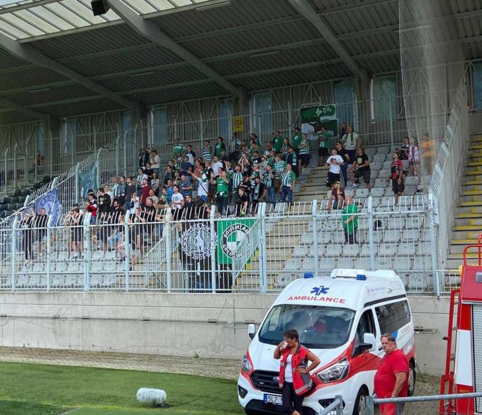 FK Jablonec – Bohemians Praha 1905 2:2