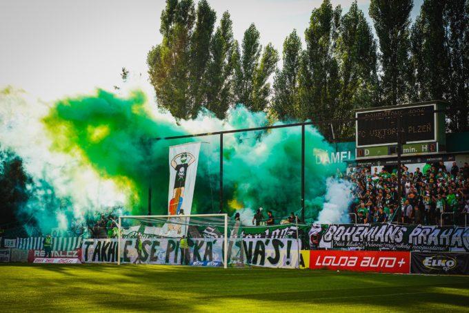 Bohemians Praha 1905 – FC Viktoria Plzeň 1:2
