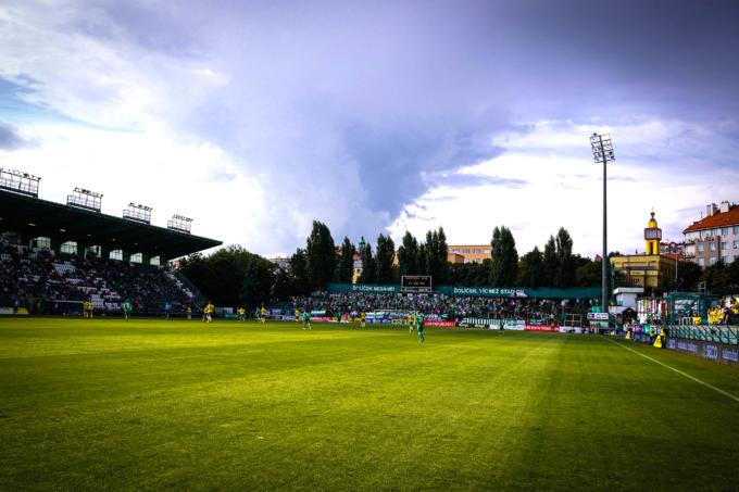 Bohemians Praha 1905 – FK Teplice 4:2